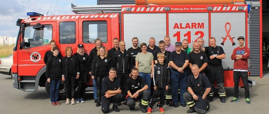 Padborg Brandstation august 2017